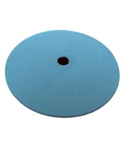 10.01366 = EVE SILICON ABRASIVES FINE/BLUE KNIFE EDGE WHEEL 5/8'' (x10)