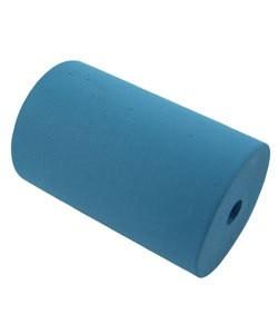 10.01387 = Eve Silicon Abrasives Fine/Blue Large Cylinder (Pkg of 10)