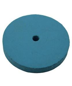 EVE Abrasives 10.01364 = EVE Silicon Abrasives FINE/BLUE SQUARE EDGE WHEEL 5/8''(X10)