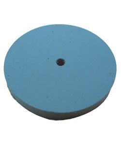 10.01365 = EVE SILICON ABRASIVES FINE/BLUE SQUARE EDGE WHEEL 7/8'' (x10)