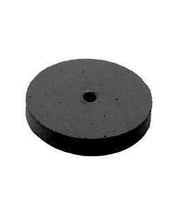 10.01374 = EVE SILICON ABRASIVES MEDIUM/BLACK SQUARE/ EDGE WHEEL 5/8'' (x10)