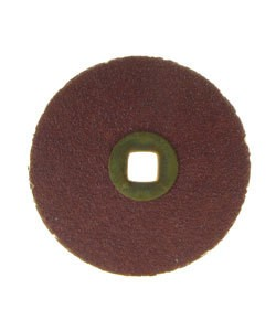 10.01086B = Moore's Snap On Sanding Disc -  Fine - 7/8'' (Box of 50)