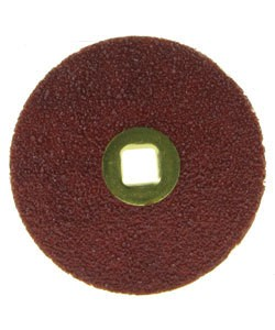 10.01076B = Moore's Snap On Sanding Disc - Coarse - 7/8'' (Box of 50)