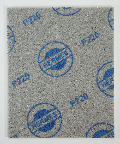 EM6004 = Sanding Sponges, Foam Rubber/Aluminum Oxide 220 grit (Pkg of 5)