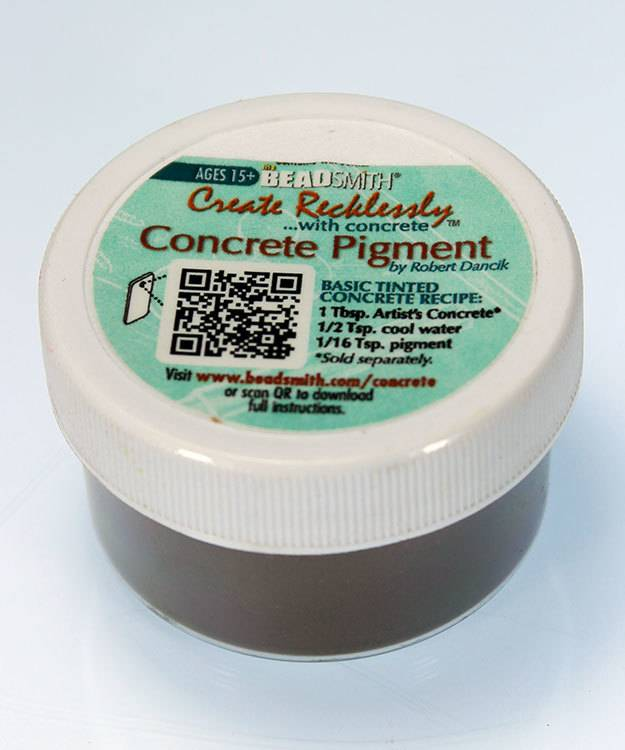 CE8111 = Create Recklessly Pigment Brown 1oz Jar