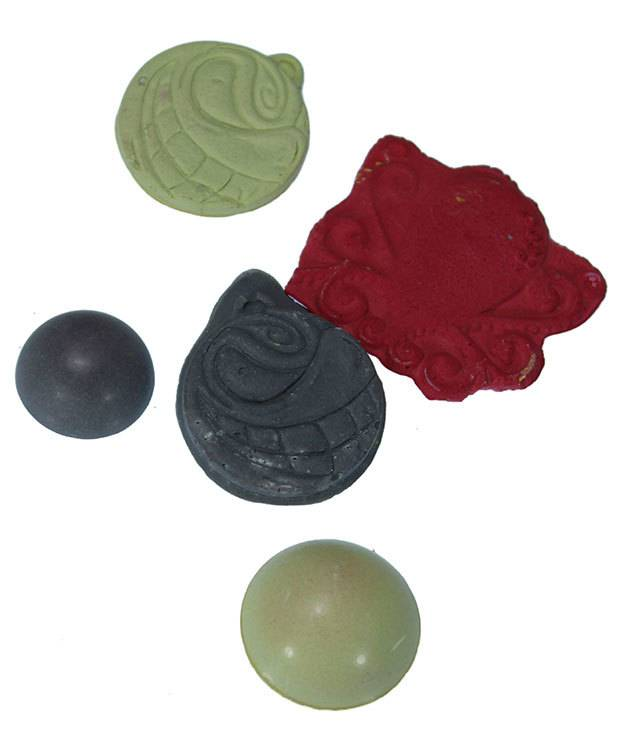 CE8118 = Create Recklessly Pigment Terracotta 1oz Jar