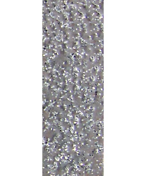 CE91051 = Iced Enamels Relique Glitz, Silver 15ml