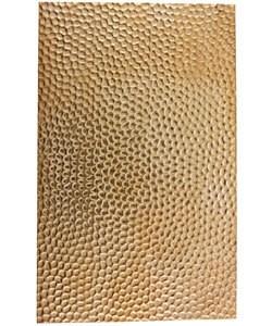 CSP202 = Patterned Copper Sheet 2.5'' x 12''  24ga