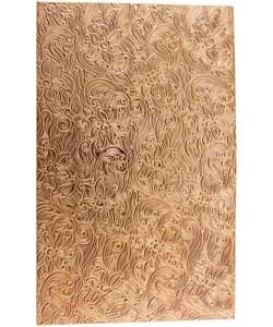 CSP245-6 = Patterned Copper Sheet 2.5'' x 6''  24ga