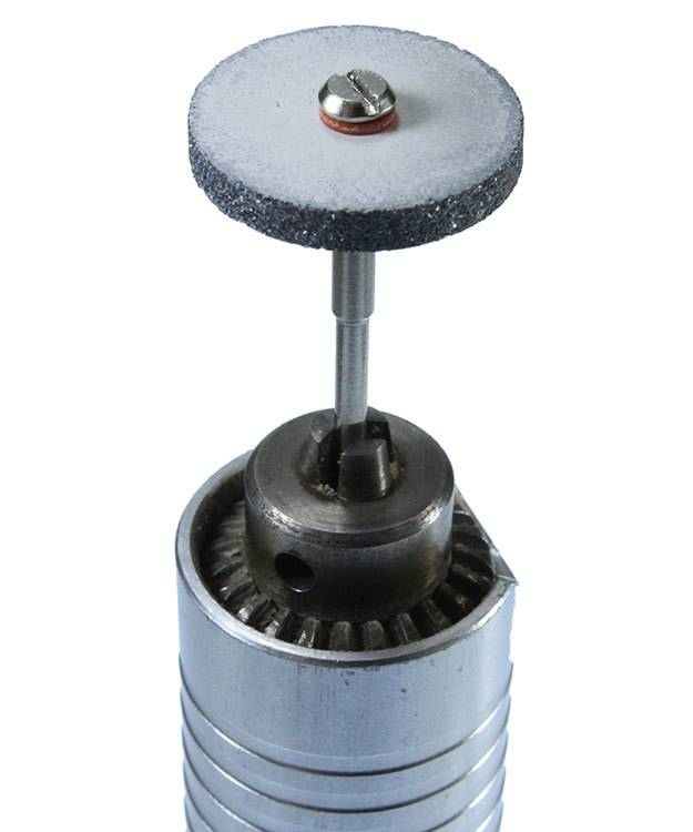 11.436 = Cool Wheel Heatless Mini Grinding Wheels 7/8''x1/8'' (Pkg of 10)