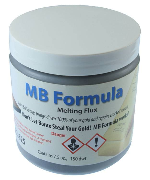 CA1174 = MB Formula Melting Flux