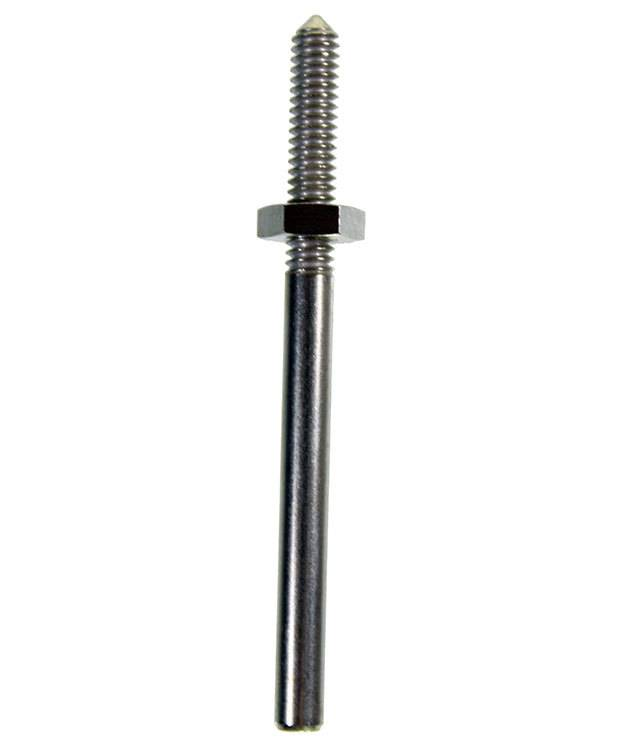 43.125 = Threaded Mandrel for Unmounted Points 1/8'' Shank (Pkg of 12)