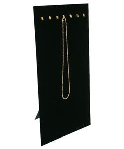 DCH1268 = VELVET NECKLACE CHAIN BOARDS STAND UP