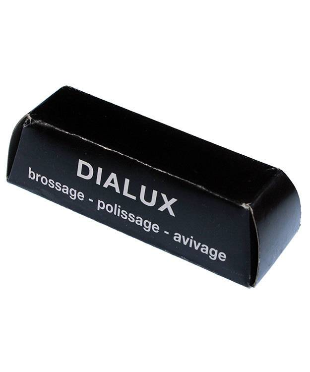 47.0248 = Dialux Black Compound for Final Polish on Silver