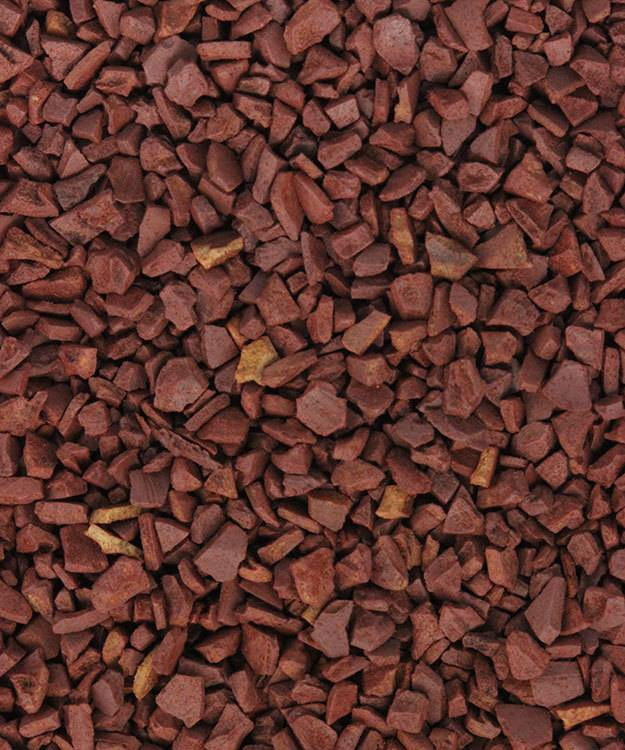 47.769 = Rouge Impregnated Ground Walnut Shell Tumbling Media (5lb)