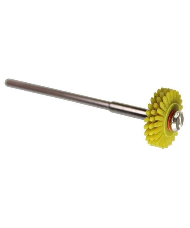 ST4016 = Eve Flex Twists Bristle Brush Pumice Medium 5/8'' (Pkg of 10)