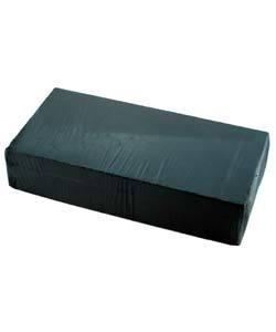 SO480 = Charcoal Solder Block High Temperature 5-1/2'' x 2-7/8'' Soft