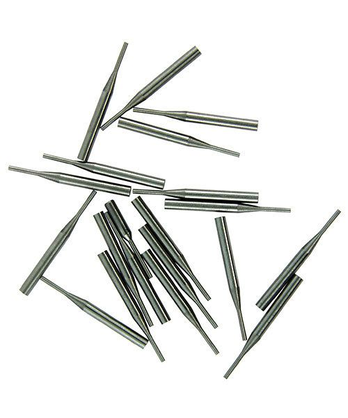 so4452   metal pins for mini honeycomb soldering board  pkg of 20