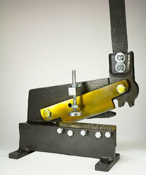 Sh9906 economy bench shear with 6 39 39 blade fdj tool Bench shear