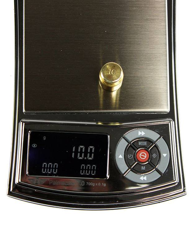 SC2225 = MyWeigh PalmScale 7.0 Pocket Scale 700g x 0.1g