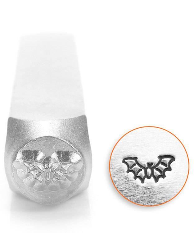 PN6534 = ImpressArt Design Stamp - Bat 6mm