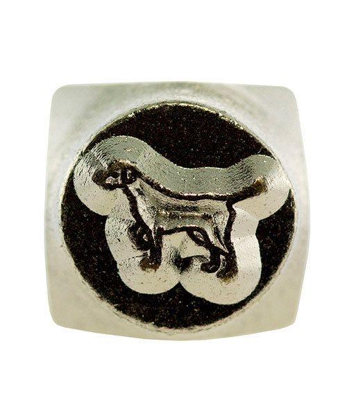 PN6479 = ImpressArt Design Stamp - dog-lab retriever 6mm