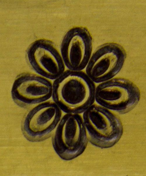 PN6271 = ImpressArt Design Stamp - floret 6mm