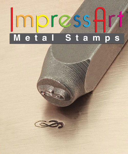 PN6231 = ImpressArt Design Stamp - flourish B 6mm