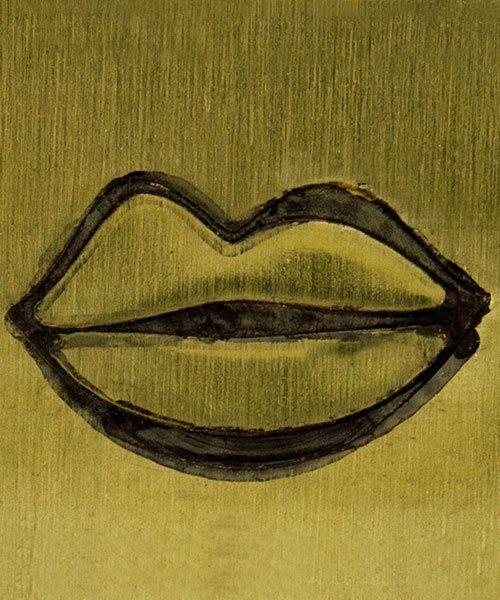 PN5707 = DESIGN STAMP ELITE JUMBO 10mm - lips **CLOSEOUT**