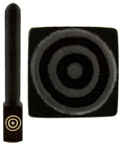 PN5705 = DESIGN STAMP ELITE JUMBO 10mm - bullseye