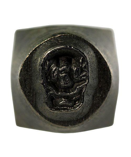 PN5622 = Design Stamp 6mm Skull