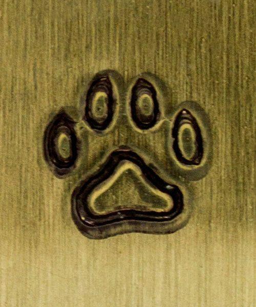 PN5311 = DESIGN STAMP - dog paw