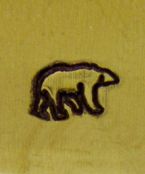 PN5155 = MILLENNIUM DESIGN STAMP - Bear