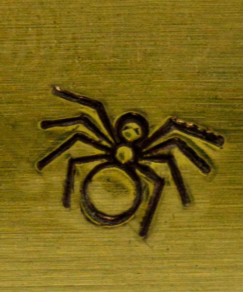 PN5114 = SOUTHWEST DESIGN STAMP - Spider