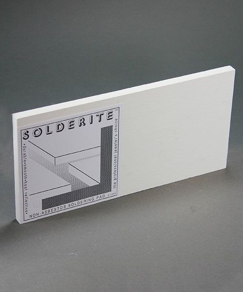 54.211 = Solderite Soldering Block 6'' x 12'' x 1/2''