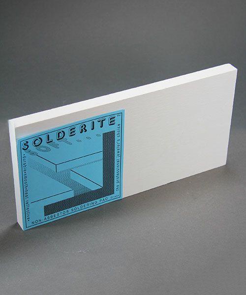 54.211S = Solderite Soldering Block 6'' x 12'' x 3/4''