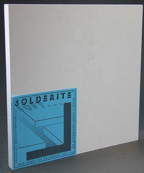 54.212S = Solderite Soldering Block 12'' x 12'' x 3/4''