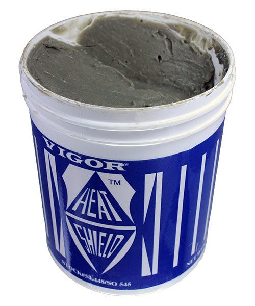 54.448 = Heat Shield 1lb jar by Vigor