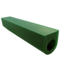 21.02692 = DuMatt Green Flat Top Wax Ring Tube 1''x1-1/8''