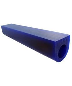 21.02693 = DuMatt Blue Flat Top Wax Ring Tube 1-1/8'' x1-1/8''