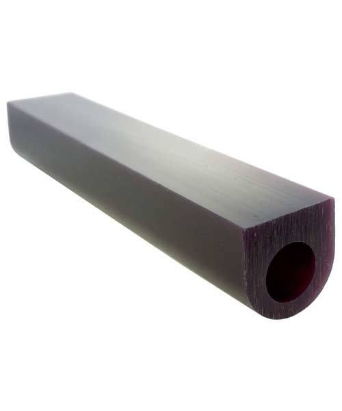 21.02694 = DuMatt Purple Flat Top Wax Ring Tube 1-1/8'' x1-1/8''
