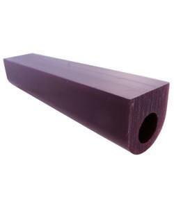 21.02697 = DuMatt Purple Flat Top Wax Ring Tube 1-1/4'' x1-1/4''