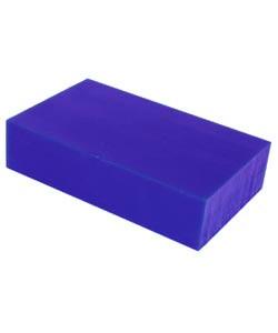 21.02757 = DuMatt Blue Carving Wax 1 Block (1/2lb)