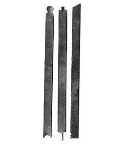 21.02801 = DuMatt Mini  Lathe Cutters Set of 3