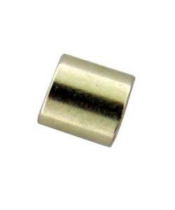 585F-50 = Crimp Tube Gold Filled 2mm with 1.9mm Hole (Pkg of 50)