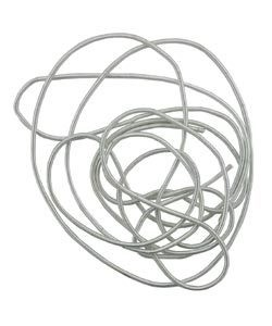 587CW-02 = French Wire Silver Plated Medium (1M length)