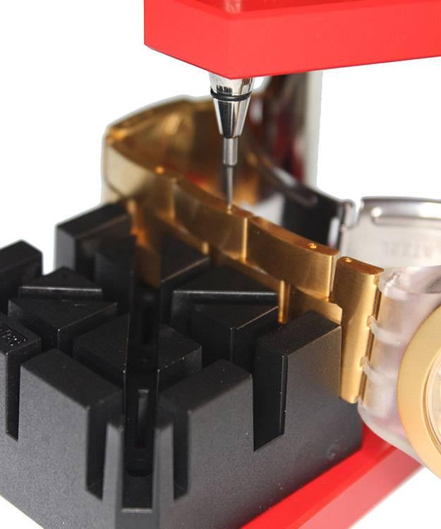 59.0499 = Horotec Swiss Watch Bracelet Pin Press