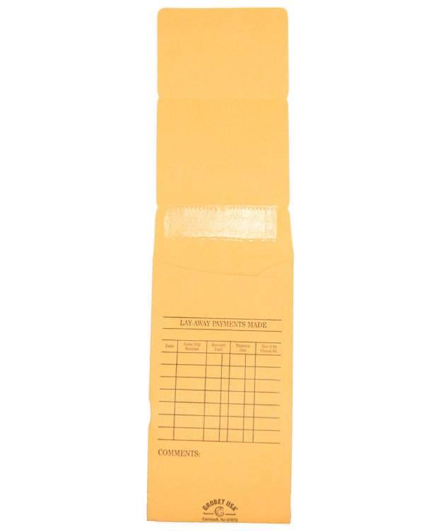 61.165 = Triple Duty Repair Envelope (Package of 100pcs)