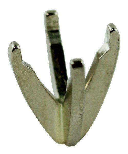 713-3/4 = HEAD TIFFANY ROUND 4 PRONG MEDIUM HIGH  5.75mm 14kw