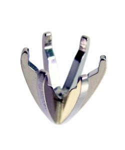 717-1.25 = HEAD TIFFANY ROUND  6 PRONG  MEDIUM HIGH 7mm 14kw